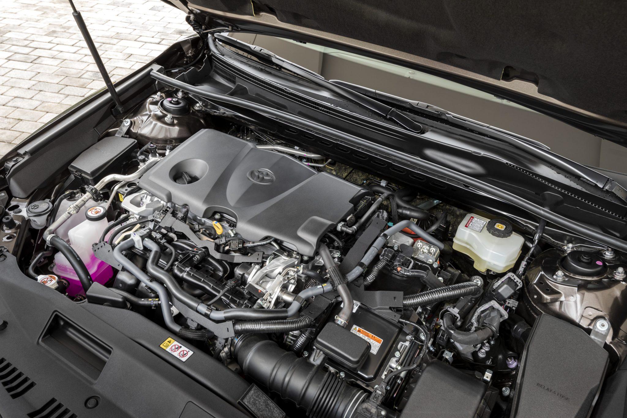 Motor híbrido 2.5 Dynamic Force de 160 kW/218 CV