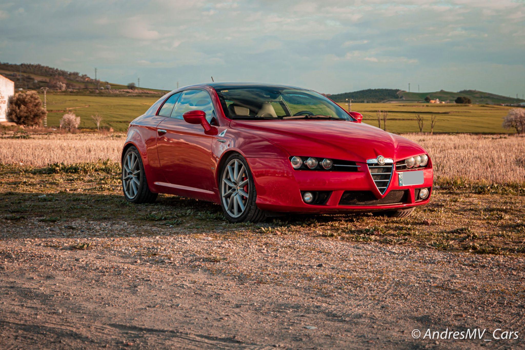 Alfa Romeo Brera de Adrián