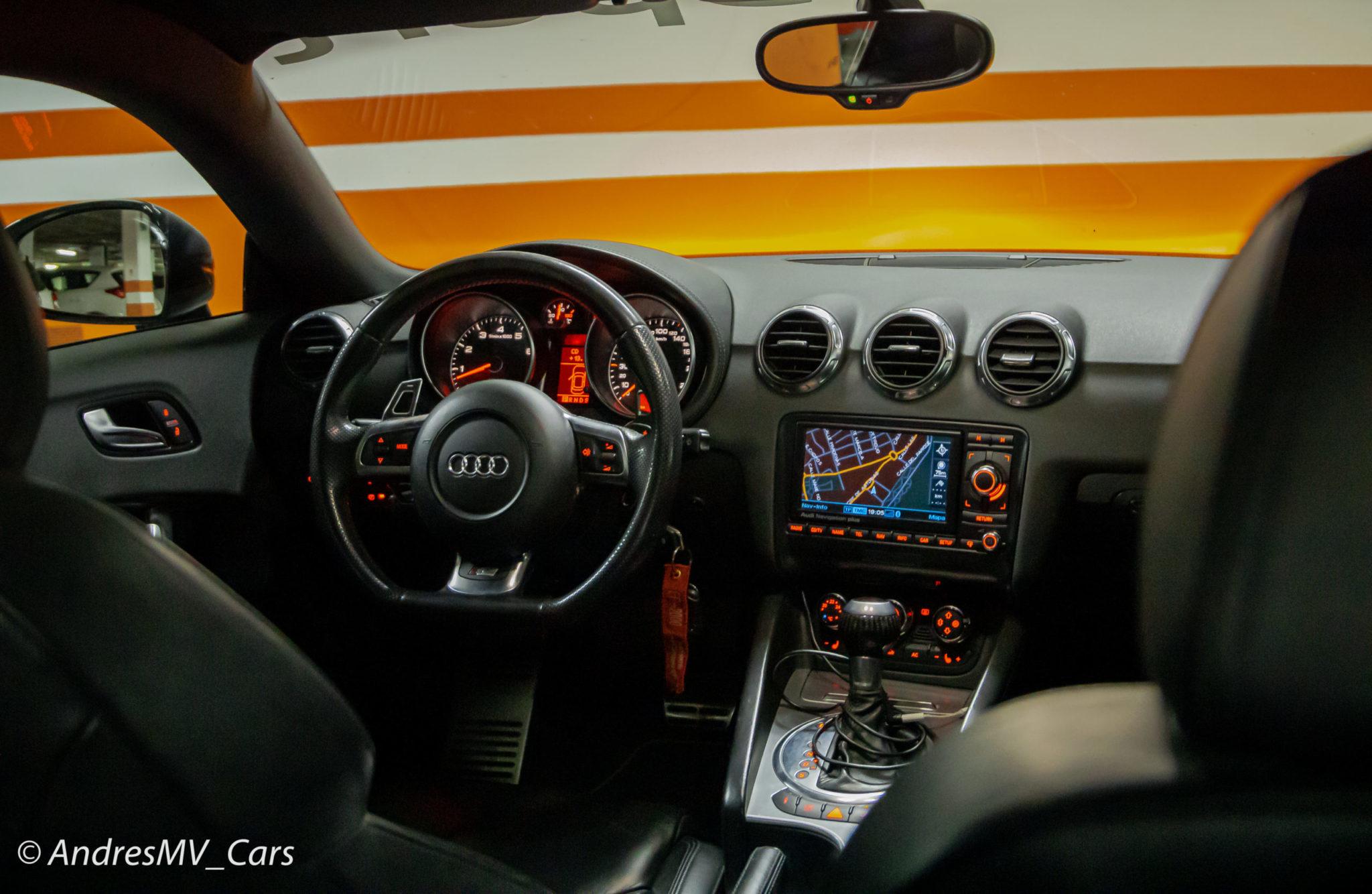 Audi TT Quattro V6 S Tronic de Miguel