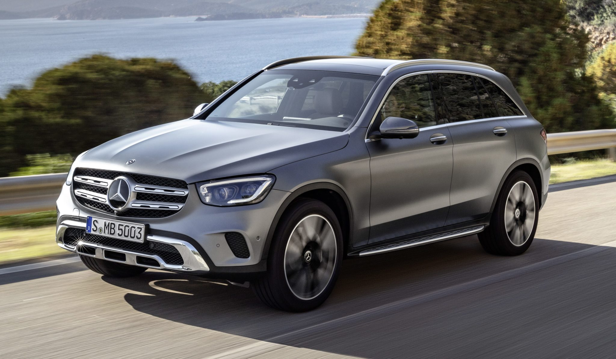 Mercedes Glc Redesign and Concept