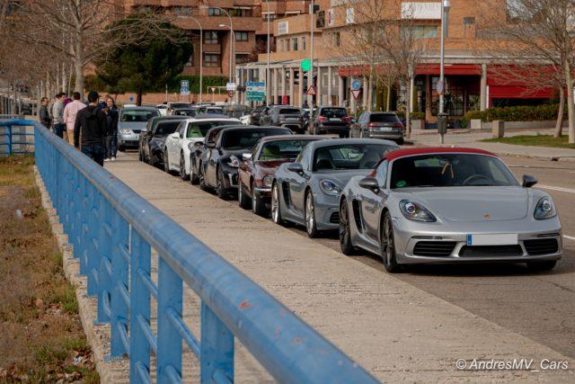 Salida Ruta Madrid-Ávila de GTLIFE EXPERIENCE