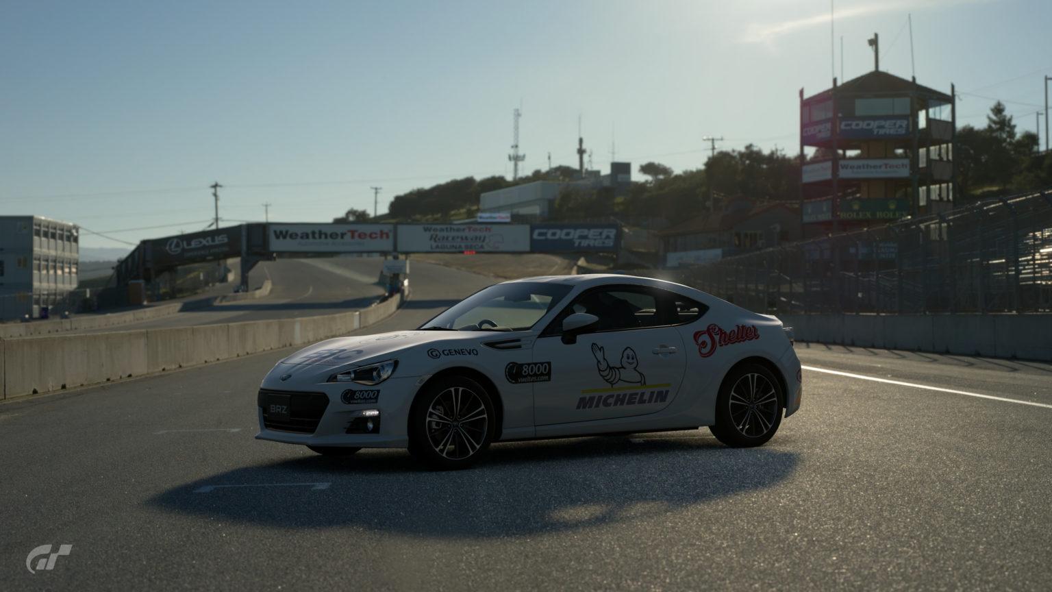 Copa Virtual 8000Vueltas Gran Turismo Sport