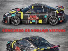 Concurso de Vinilaje Virtual NovedadMotor