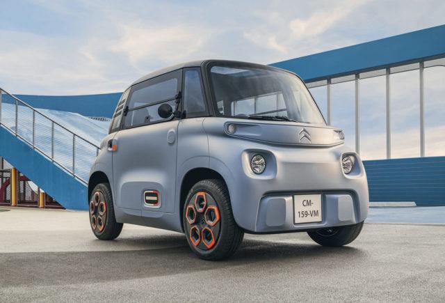 Citroën Ami 100% eléctrico para Carsharing
