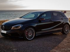 Mercedes-Benz A45 AMG Edition One de Juan