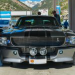 Ford Mustang fotografiado por el Car Spotter Ds_photocars en Andorra