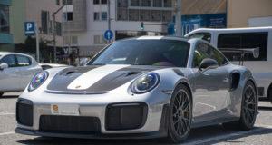 Porsche GT2 RS fotografiados por el Car Spotter Peedriitoo.photography