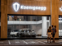 Concesionario Koenigsegg en Puerto Banús