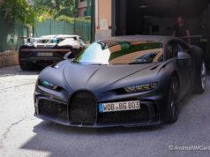 Bugatti Chiron Pur Sport y Bugatti Chiron Super Sport en España (Sierra Nevada)
