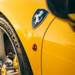 Detalles Ferrari