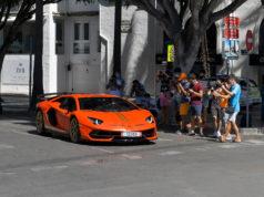 Car Spotting Lamborghini Aventador SVJ en Puerto Banús