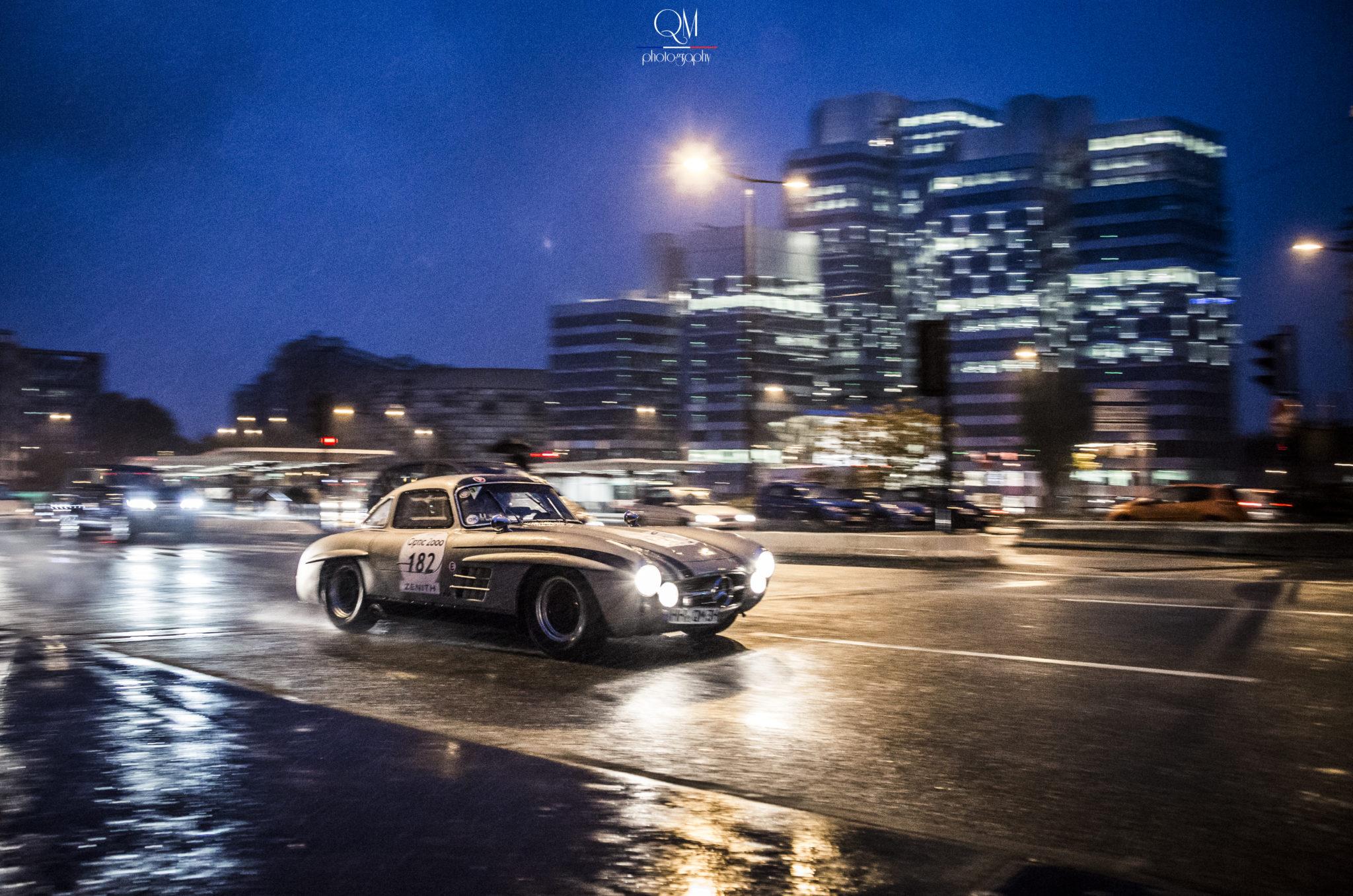 Mercedes-Benz Clásico fotografiado por Q.Martinez