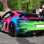 Porsche GT4 de Pincegil