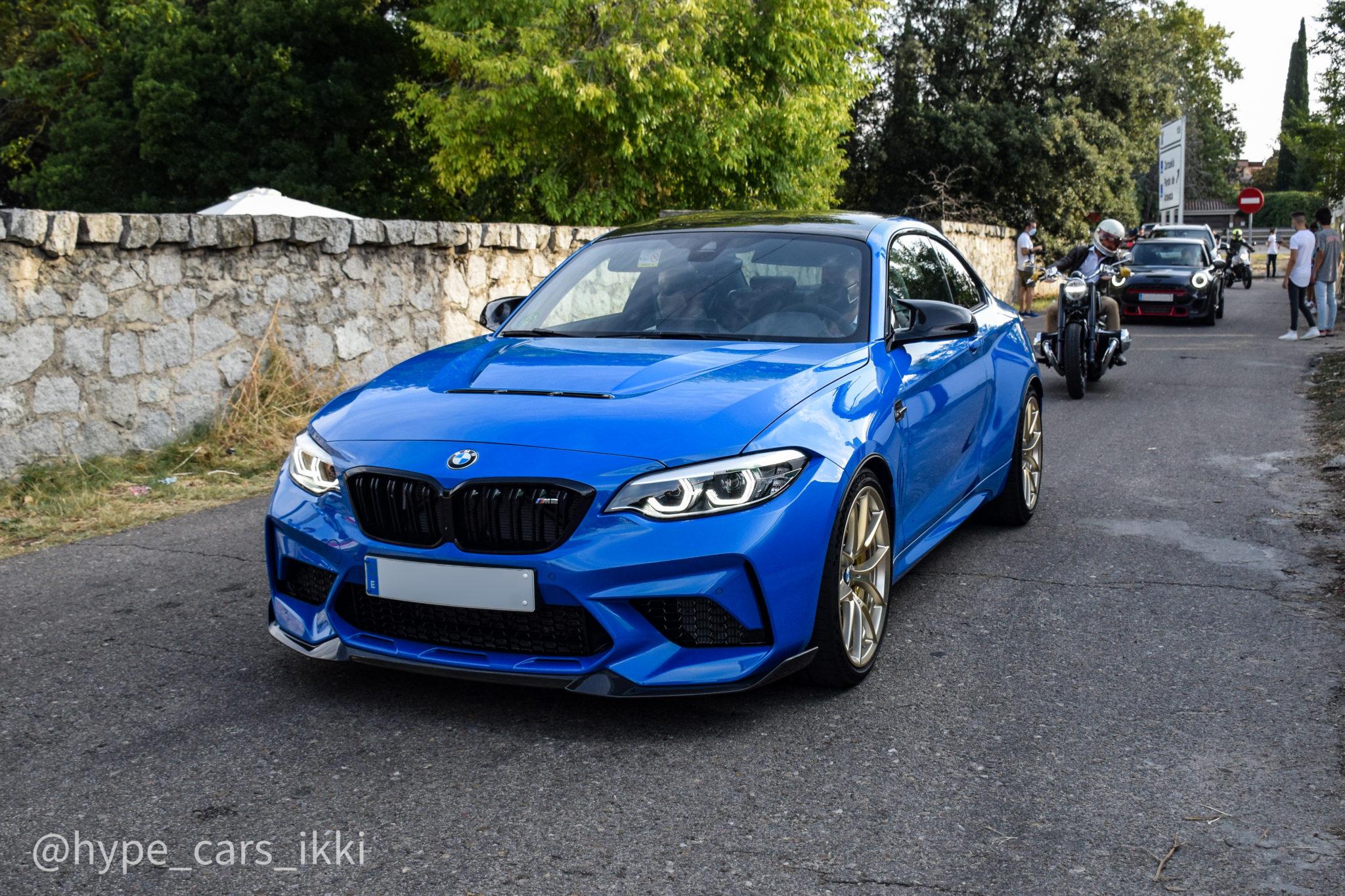 BMW M2 CS y Mini GP