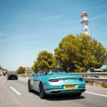 Bentley GTC en ruta