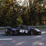 Lamborghini Huracán performante en ruta