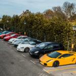 Parking Superdeportivos Cantabria 2020