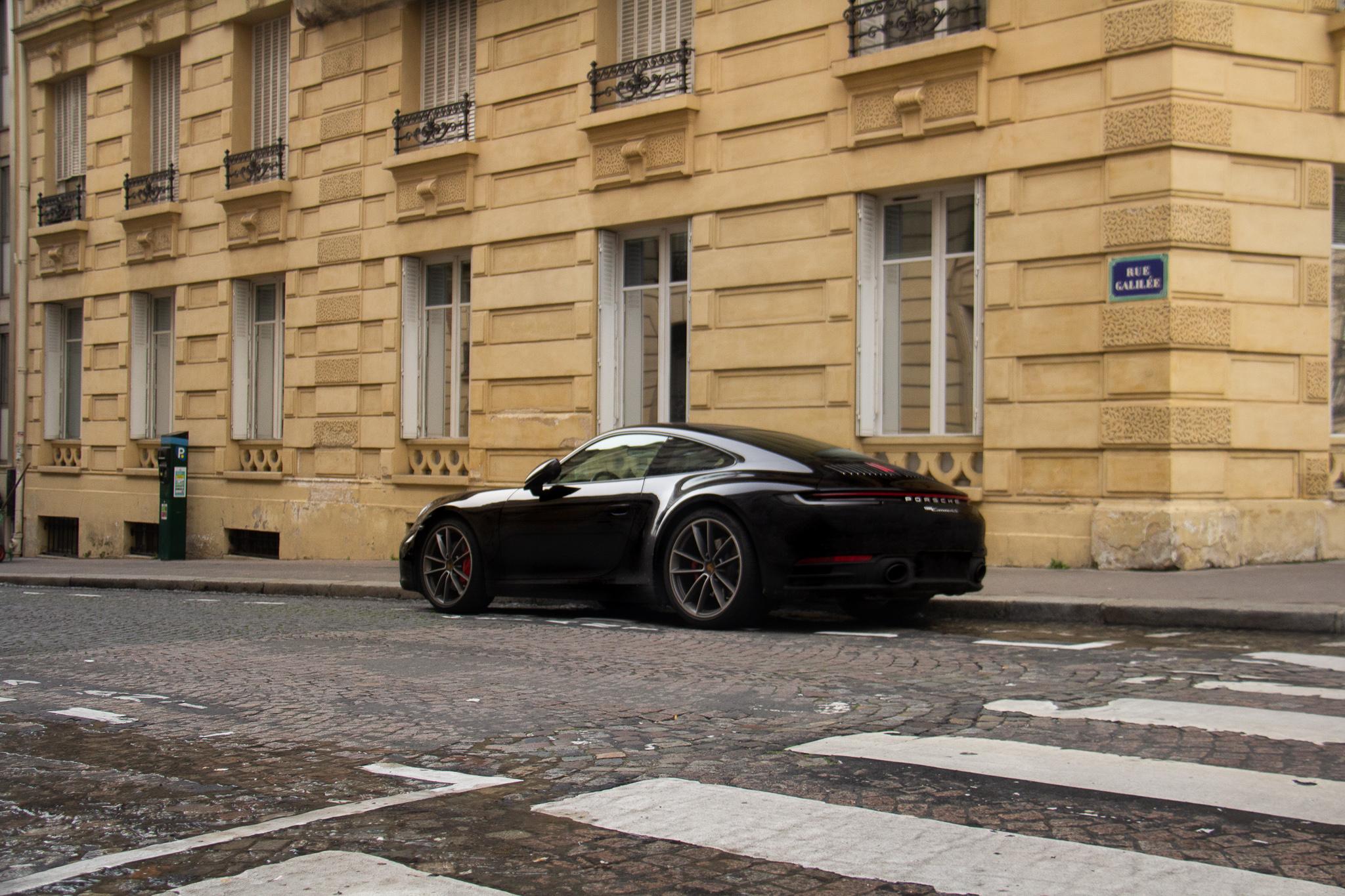Porsche 992 Fotografiado por el Car Spotter Adrianphotocars