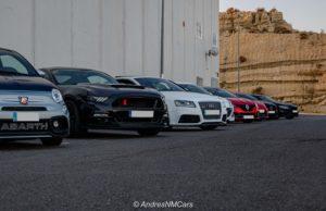 Quedada de Almería Exotic Cars y Almería Top Cars