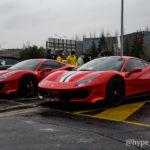 Ferrari 458 Pista