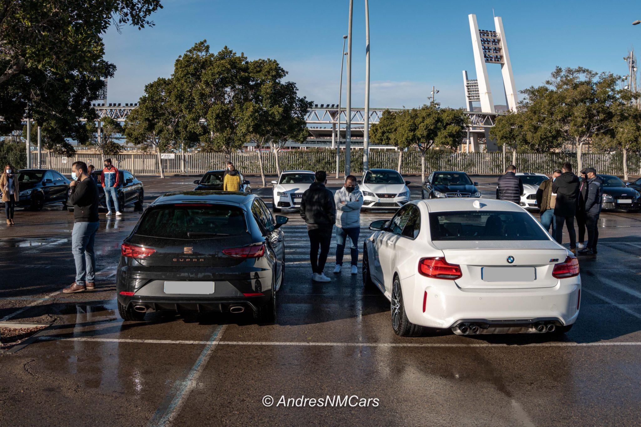 Parking Salida