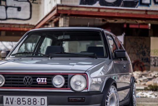 Volkswagen Golf GT MK2