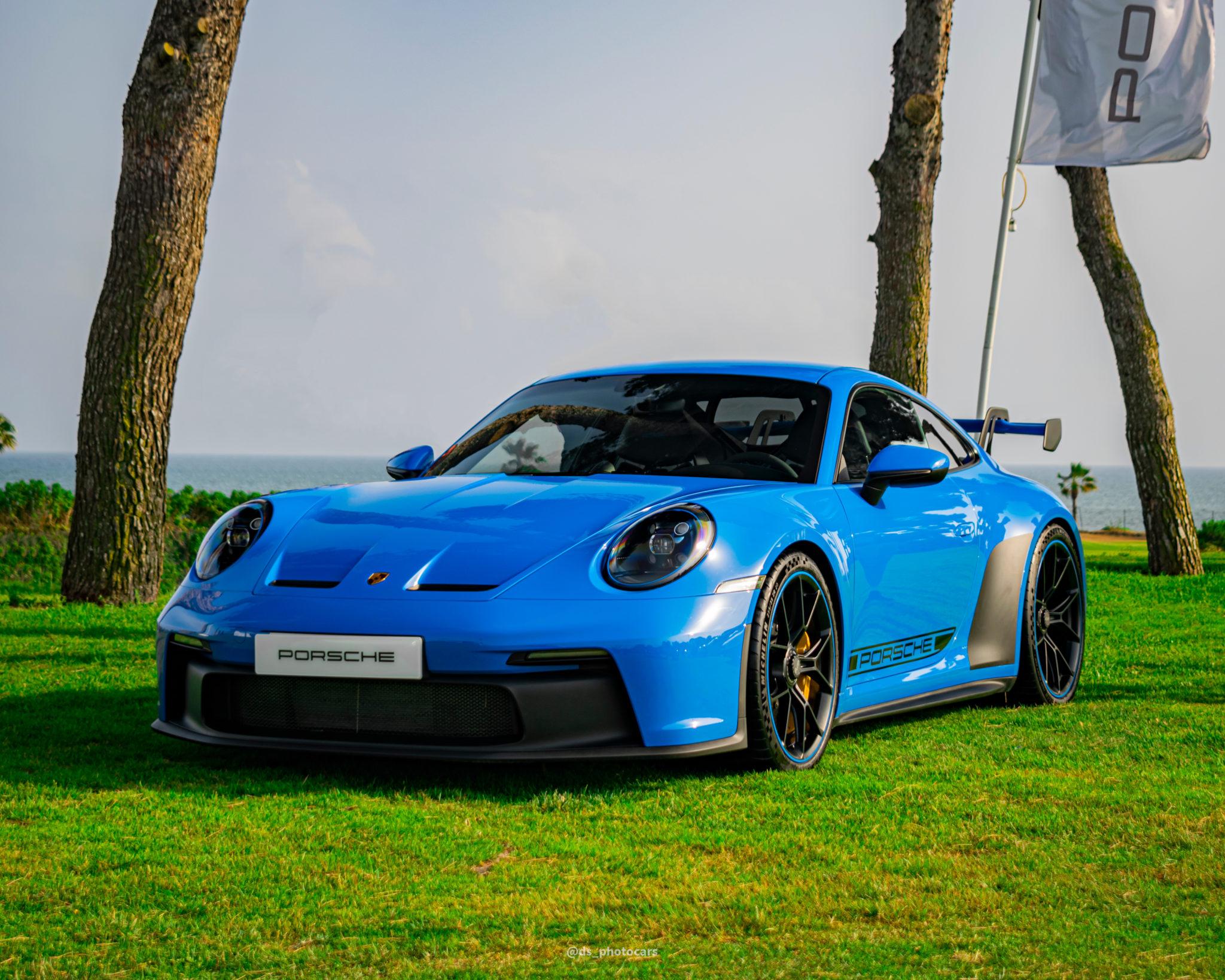 Porsche GT3 en Autobello Barcelona 2021