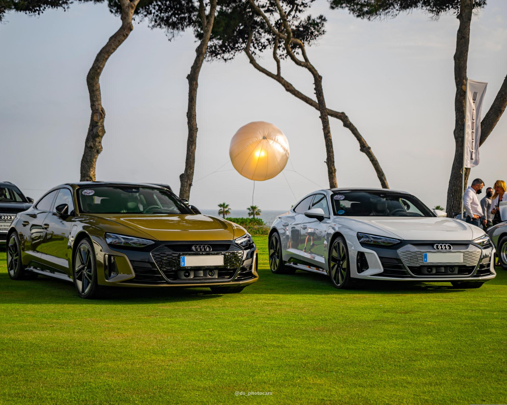 Audi Etron Autobello Barcelona 2021