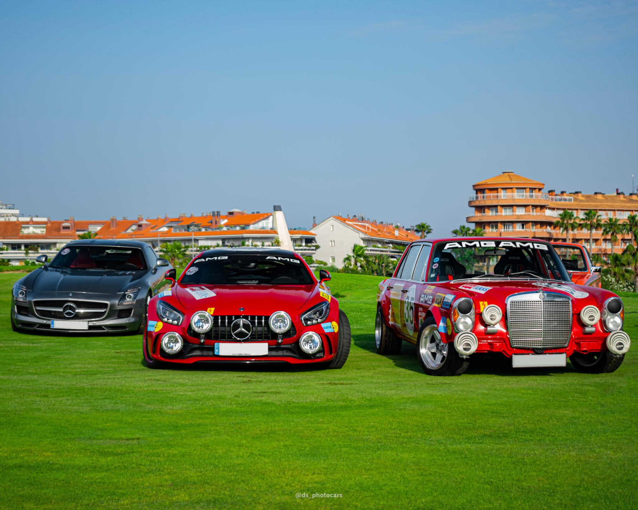 Mercedes AMG en Autobello Barcelona 2021
